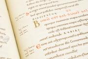 Gospel Book of Otto III, Munich, Bayerische Staatsbibliothek, Clm 4453 − Photo 20