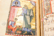 Lemberg Gospels, Warsaw, Biblioteka Narodowa, Rps 8101 III − Photo 6