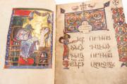 Lemberg Gospels, Warsaw, Biblioteka Narodowa, Rps 8101 III − Photo 9