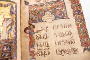 Lemberg Gospels, Warsaw, Biblioteka Narodowa, Rps 8101 III − Photo 10