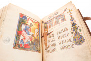 Lemberg Gospels, Warsaw, Biblioteka Narodowa, Rps 8101 III − Photo 13