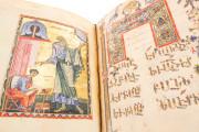 Lemberg Gospels, Warsaw, Biblioteka Narodowa, Rps 8101 III − Photo 22