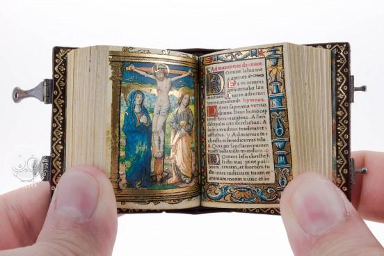 Livre d'Heures de Marie Stuart, Württemberg, Herzoglichen Hauses Württemberg − Photo 1