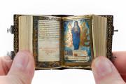 Livre d'Heures de Marie Stuart, Württemberg, Herzoglichen Hauses Württemberg − Photo 6