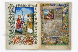 Book of Hours of Christoph I, Margrave of Baden-Baden Facsimile Edition