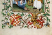 Book of Hours of Christoph I, Margrave of Baden-Baden, Karlsruhe, Badische Landesbibliothek, Durlach 1 − Photo 4