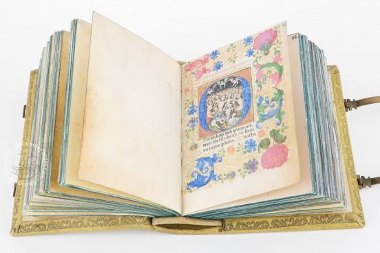 Prayer Book of Stephan Lochner, Darmstadt, Hessische Landes und Hochschulbibliothek, Hs. 70 − Photo 1