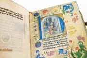 Prayer Book of Stephan Lochner, Darmstadt, Hessische Landes und Hochschulbibliothek, Hs. 70 − Photo 3