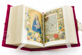 Hours of Mary of Burgundy and Emperor Maximilian Facsimile Edition