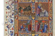 Breviary of Martin of Aragon, Paris, Bibliothèque Nationale de France, MSS Rothschild 2529 − Photo 9