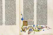 Berlin Gutenberg Bible, Berlin, Staatsbibliothek Preussischer Kulturbesitz, Inc. 1511 − Photo 3