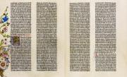 Berlin Gutenberg Bible, Berlin, Staatsbibliothek Preussischer Kulturbesitz, Inc. 1511 − Photo 4