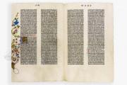 Berlin Gutenberg Bible, Berlin, Staatsbibliothek Preussischer Kulturbesitz, Inc. 1511 − Photo 6