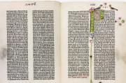 Berlin Gutenberg Bible, Berlin, Staatsbibliothek Preussischer Kulturbesitz, Inc. 1511 − Photo 8