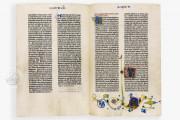 Berlin Gutenberg Bible, Berlin, Staatsbibliothek Preussischer Kulturbesitz, Inc. 1511 − Photo 9