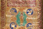 Codex Aureus of St. Emmeram, Munich, Bayerische Staatsbibliothek, Clm 14000 − Photo 3