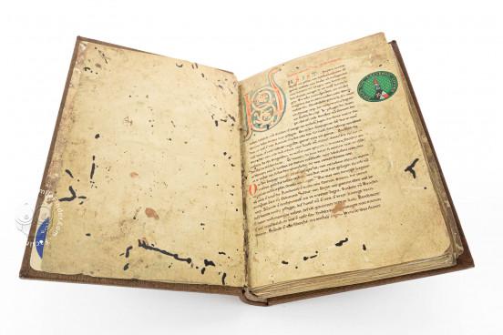 Nibelungenlied, Donaueschingen, Fürstlich Fürstenbergische Hofbibliothek, Ms. 63 − Photo 1