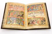 Parzival, Munich, Bayerische Staatsbibliothek, Cgm 19 − Photo 5