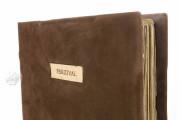 Parzival, Munich, Bayerische Staatsbibliothek, Cgm 19 − Photo 7
