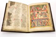 Parzival, Munich, Bayerische Staatsbibliothek, Cgm 19 − Photo 11