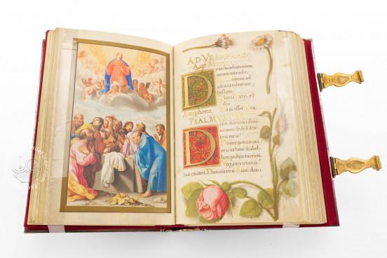 Prayer Book of Elector Maximilian I of Bavaria, Munich, Bayerische Staatsbibliothek, Clm 23640 − Photo 1