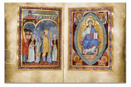 Gospel of Emperor Henry III Facsimile Edition