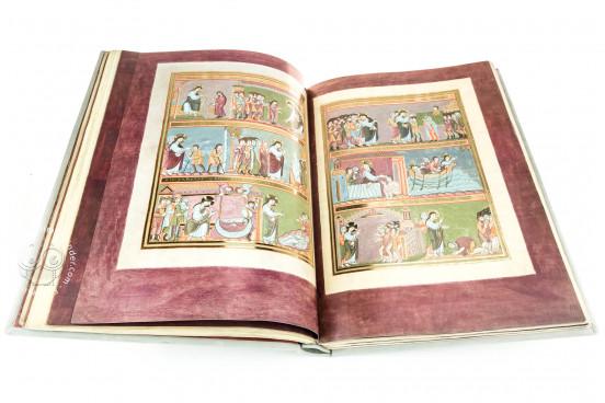 Codex Aureus of Echternach, Nuremberg, Germanisches Nationalmuseum, Hs. 156142 − Photo 1