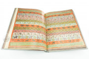 Codex Aureus of Echternach, Nuremberg, Germanisches Nationalmuseum, Hs. 156142, The  Standard Edition features a silk binding with gilt fittings