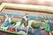 Codex Aureus of Echternach, Nuremberg, Germanisches Nationalmuseum, Hs. 156142 − Photo 6