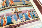 Codex Aureus of Echternach, Nuremberg, Germanisches Nationalmuseum, Hs. 156142 − Photo 10