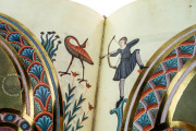 Codex Aureus of Echternach, Nuremberg, Germanisches Nationalmuseum, Hs. 156142 − Photo 15
