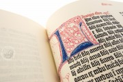 Mazarin Bible, Paris, Bibliothèque Mazarine, Inc. 1 − Photo 4
