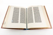 Mazarin Bible, Paris, Bibliothèque Mazarine, Inc. 1 − Photo 5