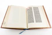 Mazarin Bible, Paris, Bibliothèque Mazarine, Inc. 1 − Photo 10