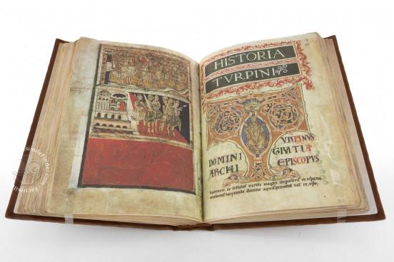 Codex Calixtinus of Santiago de Compostela, Santiago de Compostela, Archivo de la Catedral de Santiago de Compostela − Photo 1