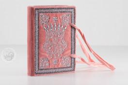 Libro di Preghiere di Renata di Francia, Modena, Biblioteca Estense Universitaria, α.U.2.28=lat. 614 (now lost), Libro di Preghiere di Renata di Francia facsimile edition by Art Codex.
