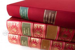 La Bible de Gutenberg: Ouvrage Documentaire, Paris, Bibliothèque Mazarine, Inc. 1, La Bible de Gutenberg: Ouvrage Documentaire facsimile edition by Les Incunables.