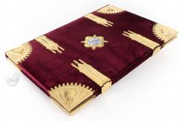 Lezionario Farnese (Vermeil Binding), Ms. MA 91 - New York Public Library (New York, USA), Lezionario Farnese (Vermeil Binding) by Franco Cosimo Panini Editore.