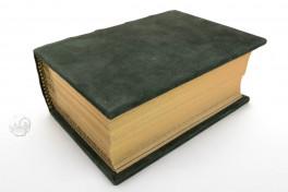 Das Da Costa Stundenbuch (Leather Edition), New York, The Morgan Library & Museum, MS M.399, Das Da Costa Stundenbuch (Leather Edition) by Adeva.