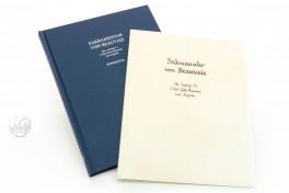 Das Sakramentar von Beauvais (Normal Edition), Los Angeles, The Getty Museum, Ms. Ludwig V 1, Das Sakramentar von Beauvais (Normal Edition) by Adeva.