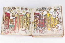 Codex Borgia, Vatican City, Biblioteca Apostolica Vaticana, Cod. Vat. mess. 1, Codex Borgia facsimile edition by Adeva.