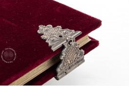 Stundenbuch der Sforza (Standard Edition - Vol. 1), London, British Library, Add. Ms. 34294, Stundenbuch der Sforza (Standard Edition - Vol. 1) facsimile edition by Faksimile Verlag.