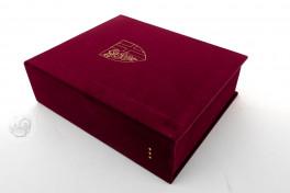 Stundenbuch der Sforza (Standard Edition - Vol. 2), London, British Library, Add. Ms. 34294, Stundenbuch der Sforza (Standard Edition - Vol. 2) facsimile edition by Faksimile Verlag.