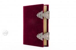 Stundenbuch der Sforza (Standard Edition - Vol. 3), London, British Library, Add. Ms. 34294, Stundenbuch der Sforza (Standard Edition - Vol. 3) facsimile edition by Faksimile Verlag.