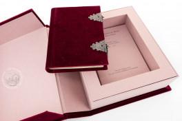Stundenbuch der Sforza (Standard Edition - Vol. 4), London, British Library, Add. Ms. 34294, Stundenbuch der Sforza (Standard Edition - Vol. 4) facsimile edition by Faksimile Verlag.