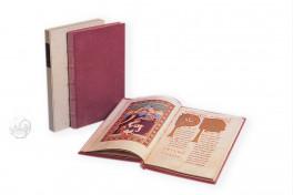 Das Goldene Buch von Pfäfers (Standard Edition), St. Gallen, Stiftsarchiv St. Gallen, Codex Fabariensis 2, Das Goldene Buch von Pfäfers (Standard Edition) by Adeva.