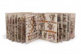 Códice Borgia, Vatican City, Biblioteca Apostolica Vaticana, Cod. Vat. mess. 1, Códice Borgia facsimile edition by Testimonio Compañía Editorial