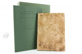 Das Musterbuch des Giovannino de Grassi, Bergamo, Biblioteca Civica Angelo Mai, Ms. VII. 14, Das Musterbuch des Giovannino de Grassi facsimile edition by Facsimile Verlag.
