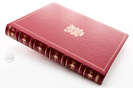 Der Utrecht-Psalter (Luxury Edition), Utrecht, Universiteitsbibliotheek Utrecht, Handschrift 32, Der Utrecht-Psalter (Luxury Edition) by Adeva.