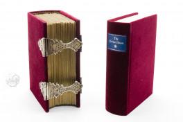 Stundenbuch der Sforza (Deluxe Edition), London, British Library, Add. Ms. 34294, Stundenbuch der Sforza (Deluxe Edition) by Faksimile Verlag.